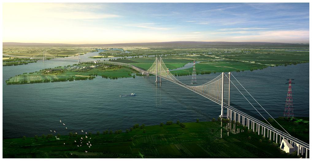 虎门二桥项目